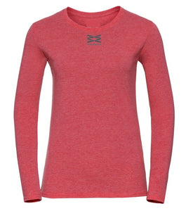 Lydia Base Layer - Red Marl