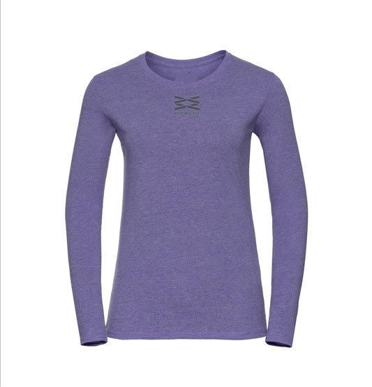Lydia Base Layer - Purple