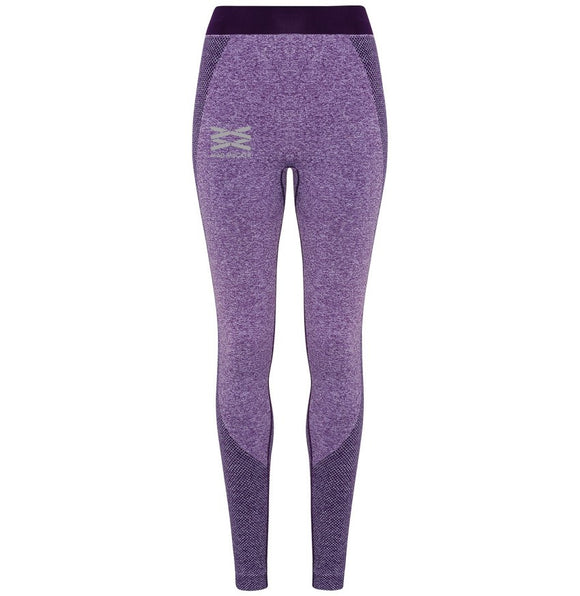 Selena Sculpted Riding Leggings - Purple