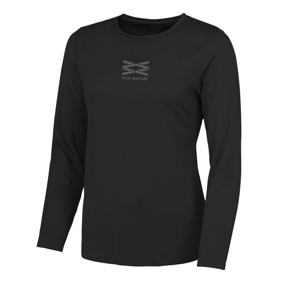 Layla Sports Base Layer - Black