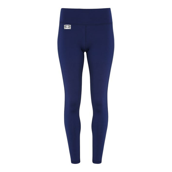 Summer Riding Leggings - Navy
