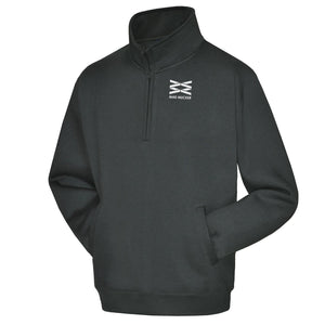 Altair 1/4 Zip Heavyweight Zip Neck - Charcoal Grey
