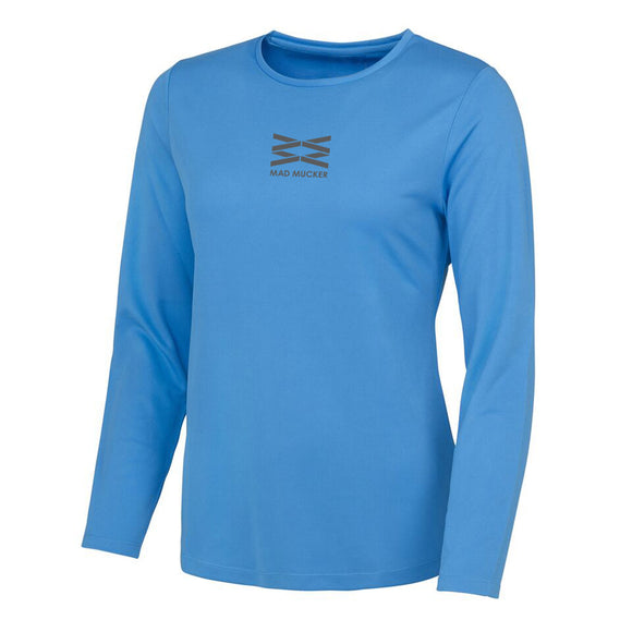 Layla Sports Base Layer - Sapphire Blue