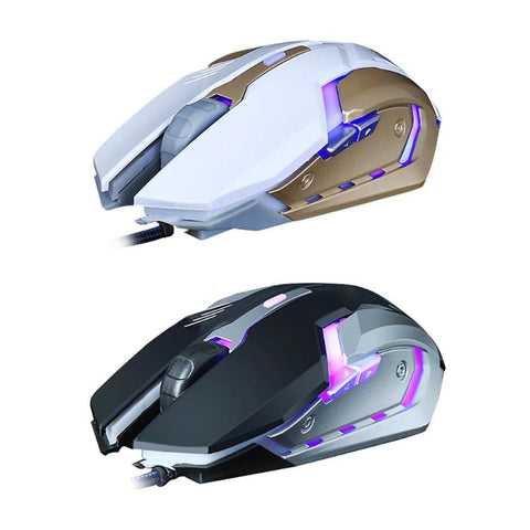 6D Ergonomics USB Wired Optical Mouse corporate gifts lagos nigeria