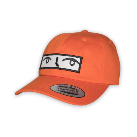 """eyes"" Dad Hat Limited"