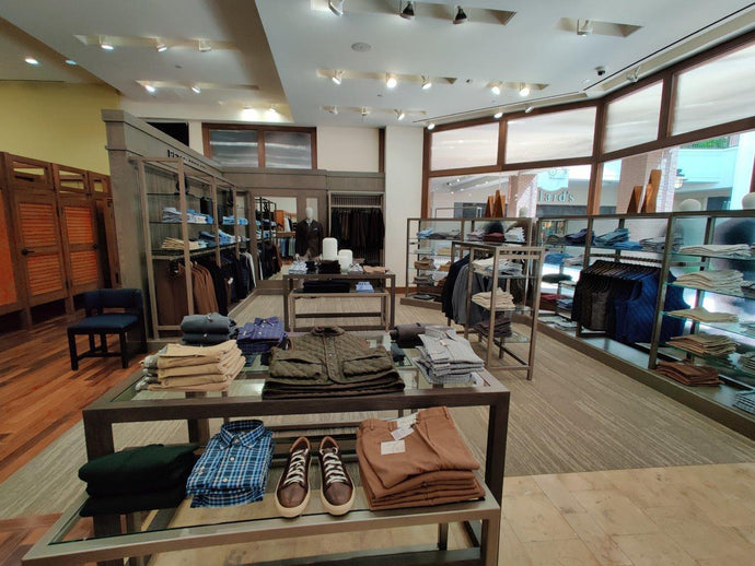 Peter Millar Crown Shop Opens at Franco's Short Pump Town Center