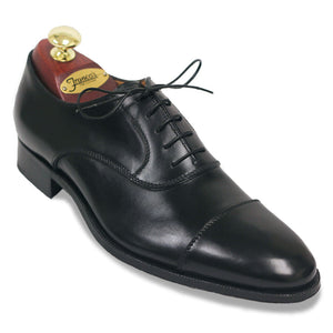 Gravati Cap-toe Oxford  | Black