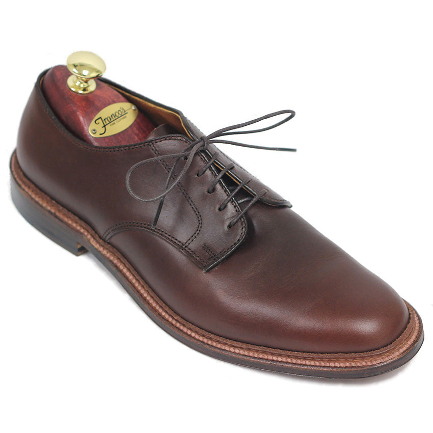 Alden Oil Tanned Blucher | Brown