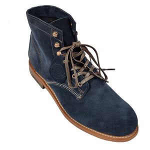 Wolverine 1000 Mile Boot - Navy Suede