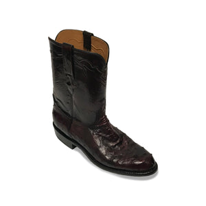 Lucchese L3083 - Black Cherry