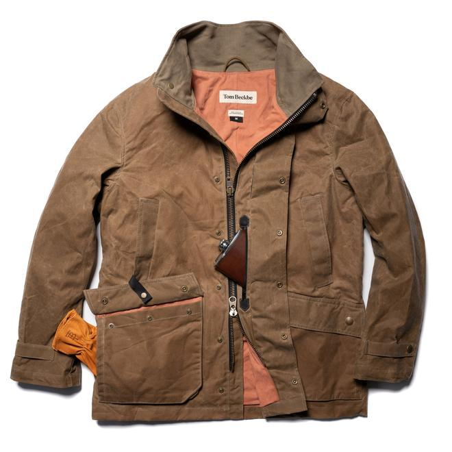 Tom Beckbe Tensaw Jacket | Tobacco