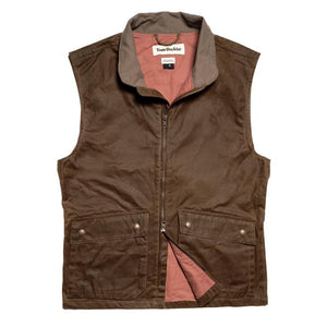 Tom Beckbe Sporting Vest | Tobacco