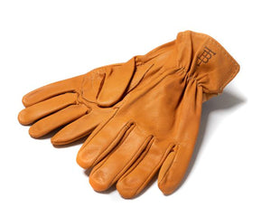 Tom Beckbe Shooting Gloves | Saddle