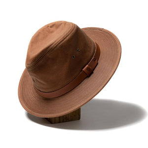 Tom Beckbe Field Hat - Whiskey