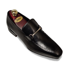 Romano Martegani Dress Bit Loafer - Black