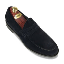 Campus Penny Loafer - Navy