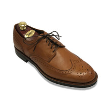 Allen Edmonds Nomad Shortwing - Cognac