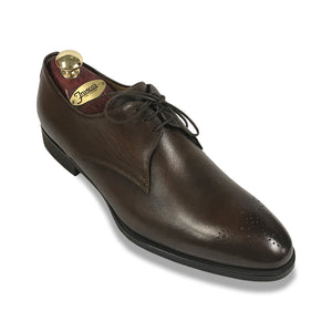 Di Bianco Medallion | Brown