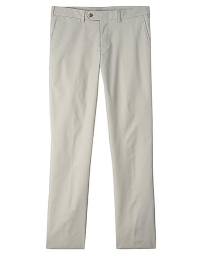 Bills Khakis Straight Fit Travel Twill Pant | Cement