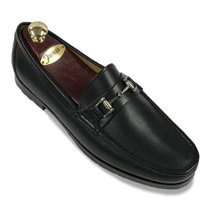 Peter Millar Dress Bit Loafer | Black