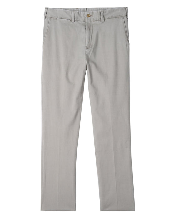 Bills Khakis Straight Fit T400 Performance Twill Pant – Oyster