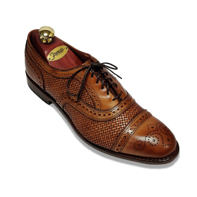 Allen Edmonds Strandweave - Walnut