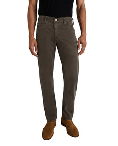 AG Jeans The Graduate Tailored Leg Jean | Dark Brown