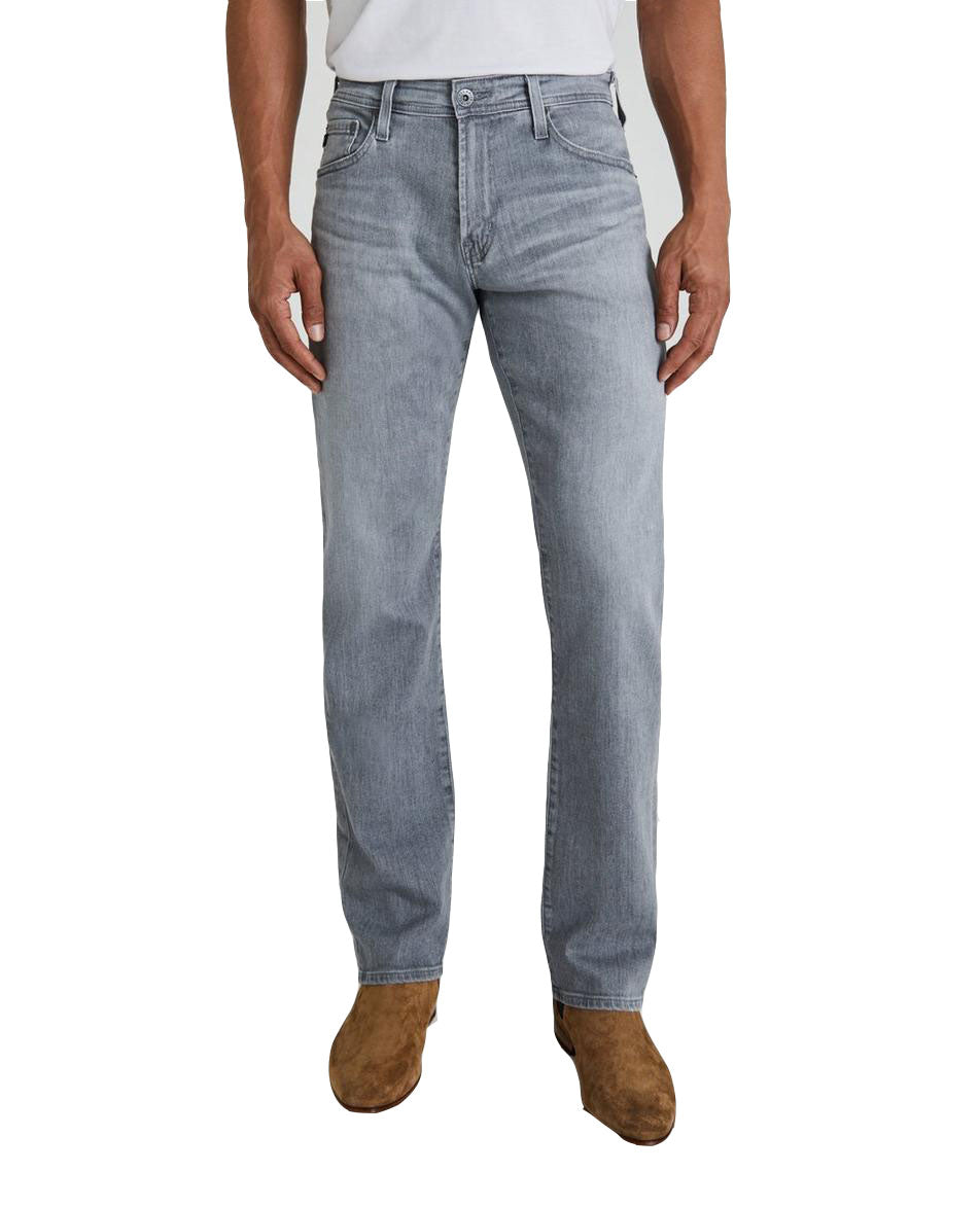 AG Jeans The Graduate Tailored Leg Jean | Light Grey