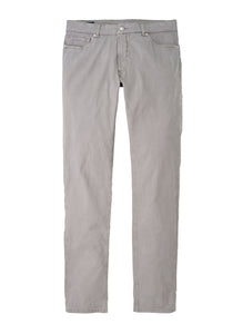 Peter Millar Collection Wayfare Five Pocket Pant-Nickel