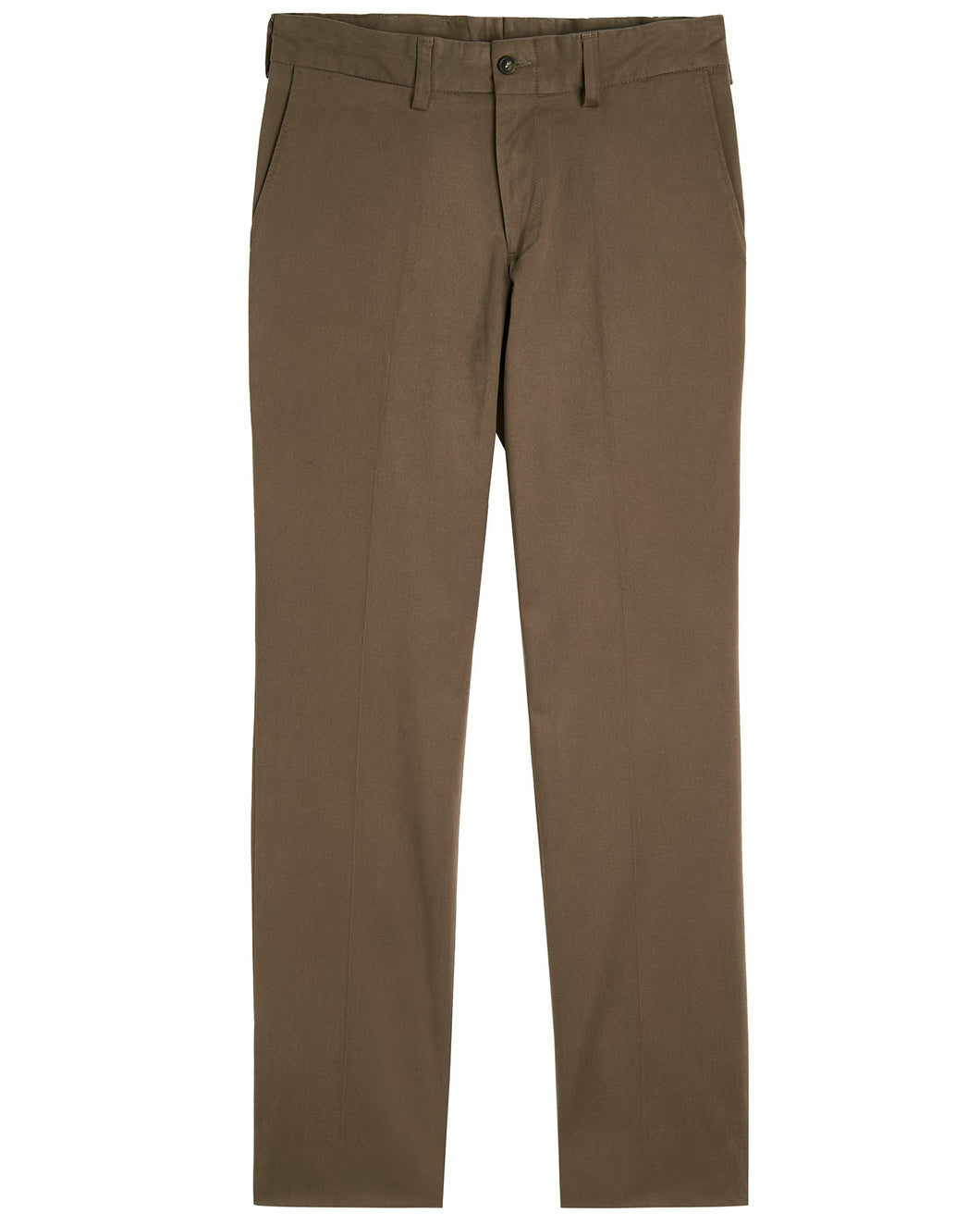 Bills Khakis Straight Fit Smart Khaki Pant | Olive