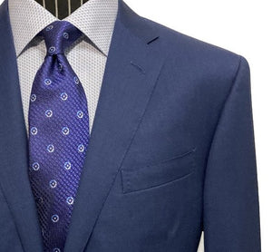 Corneliani Corneliani High Blue Pin Dot
