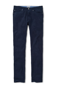 Peter Millar Superior Soft Corduroy Five-Pocket Pant