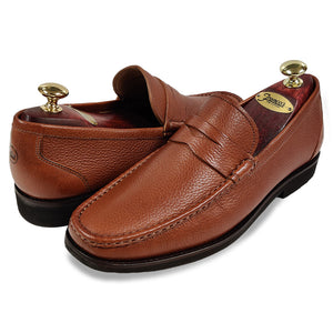 Peter Millar Hyperlight Penny Loafer - Bourbon