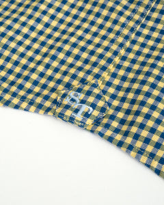 Southern Tide Channel Marker Gingham | Golden Glow