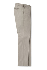 Peter Millar Crown Soft Flat Front Trouser - Gale