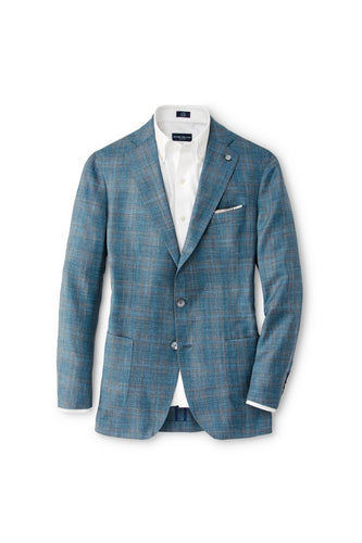 Peter Millar Collection Musée Soft Jacket | Menthe