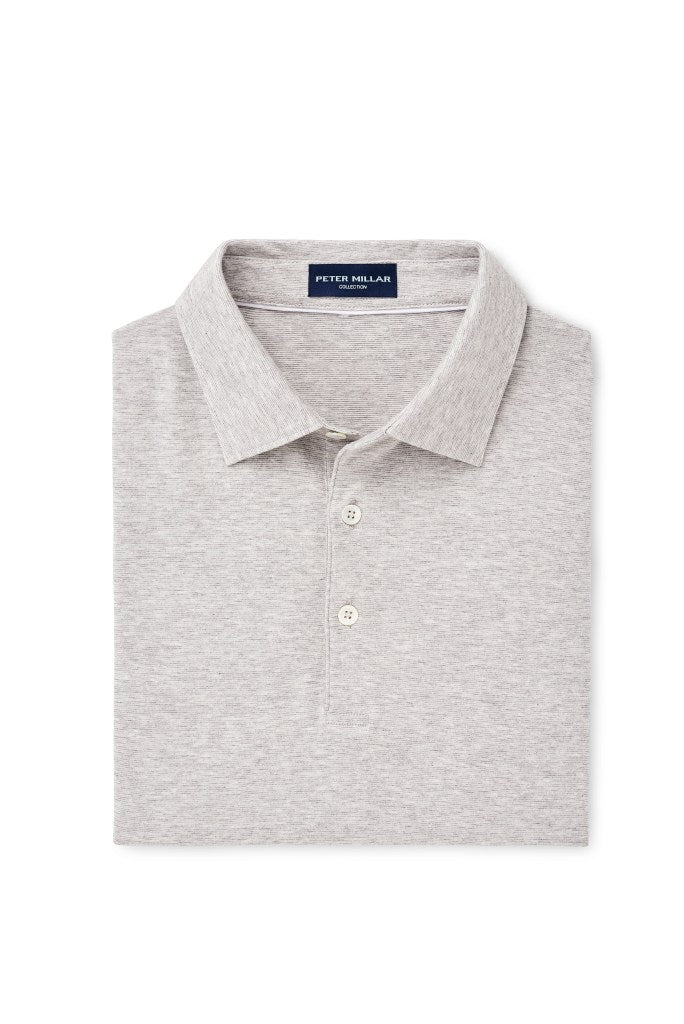 Peter Millar Collection Excursionist Flex Polo | Argil