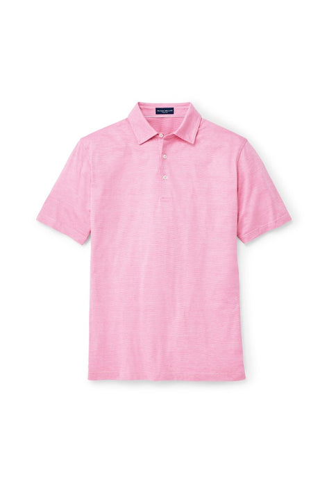Peter Millar Collection Excusionist Flex Polo - Ortensia