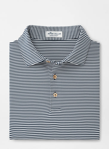 Peter Millar Hales Performance Polo | Navy