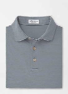 Peter Millar Hales Performance Polo - Navy