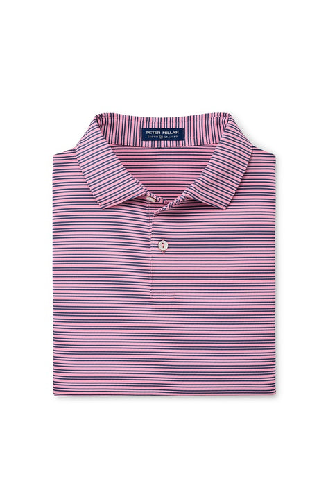 Peter Millar Coltrane Performance Polo - Spring Blossom