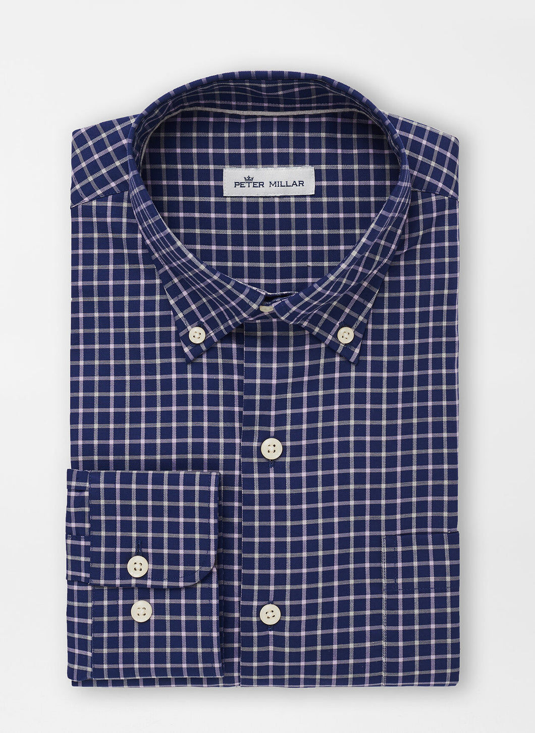 Peter Millar Crown Ease Edward Sport Shirt