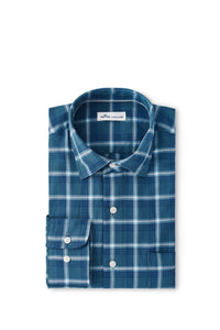 Peter Millar Hanmer Springs Cotton Sport Shirt