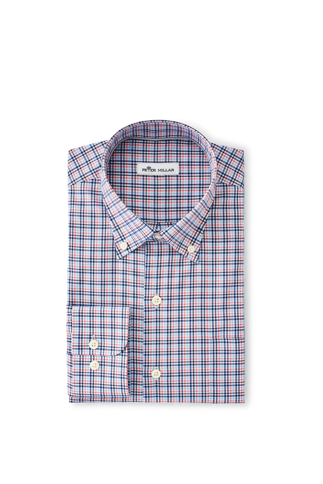 Peter Millar Crown Ease Cecil Sport Shirt