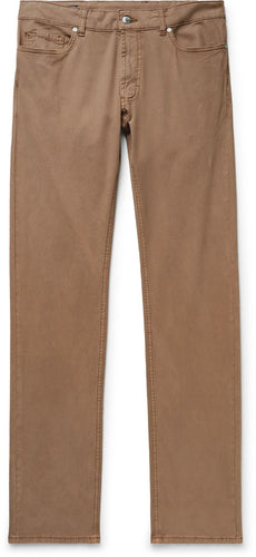 Peter Millar Collection Wayfar Five Pocket Pant-Vicuna