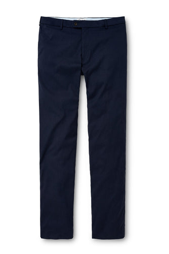 Peter Millar Highlands Performance Trousers-Navy