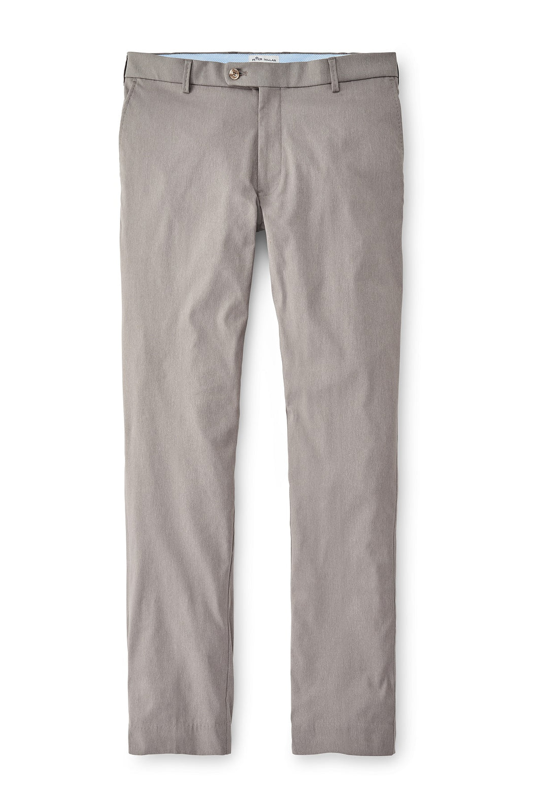 Peter Millar Highlands Performance Trousers-Pearl Grey