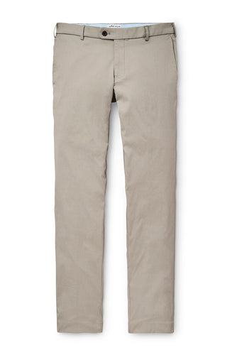 Peter Millar Highlands Performance Trousers-Toasted Almond