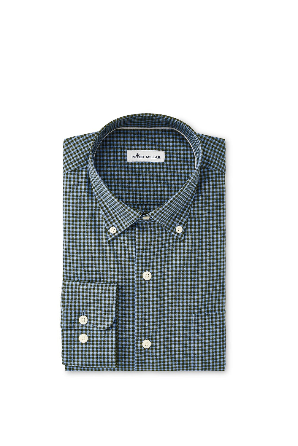 Peter Millar Crown Ease Alexander Sport Shirt