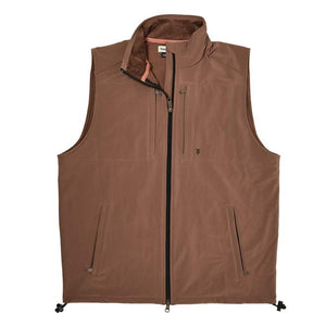 Tom Beckbe Performance Fleece Vest